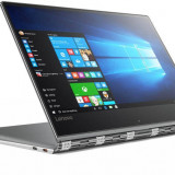 "Ultrabook Lenovo Yoga 910, 13.9"" Full HD Touch, Intel Core i5-7200U, RAM 8GB, SSD 512GB, Windows 10 Home, Argintiu (80VF003SRI) - Laptop Lenovo"