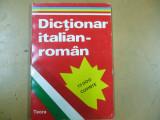 Dicționar italian roman Bucuresti 1993 Alexandru Balaci 15 000 cuvinte 058