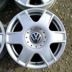 JANTE ORIGINALE VW 16 5X100 - Janta aliaj Volkswagen, Numar prezoane: 5