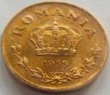Moneda 1 LEU - ROMANIA, anul 1938 *cod 961 A.UNC  ---  patina/luciu!