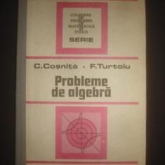 C. COSNITA * F. TURTOIU - PROBLEME DE ALGEBRA