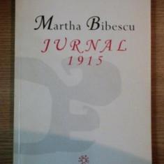 Jurnal : 1915 / Martha Bibescu - Biografie