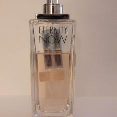 EDP ETERNITY NOW tester original - Parfum femeie Calvin Klein, Apa de parfum, 70 ml