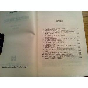 ARHIPELEAG INTERIOR * Eseuri Memoralisrice - Virgil Nemoianu - Amarcord, 1994