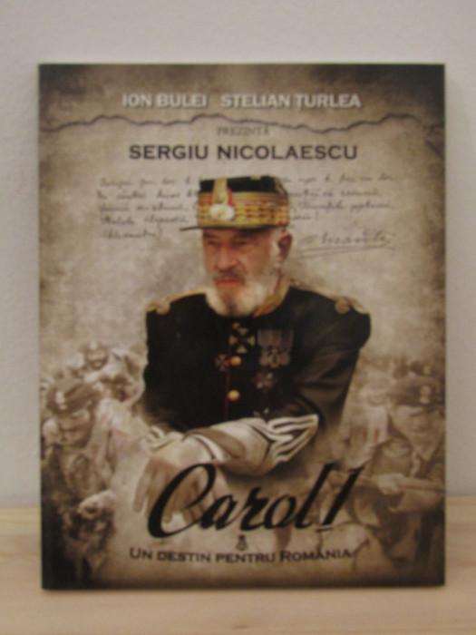 CAROL I , UN DESTIN PENTRU ROMANIA de ION BULEI , STELIAN TURLEA foto mare
