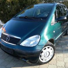 Mercedes Clasa A Klasse-2001- Carte service, Benzina, 138000 km, 1397 cmc