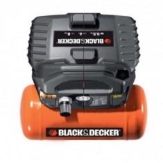 Compresor fara ulei Black&Decker BD 55/6, 6 L, 8 bar, 0.35 kW - Compresor electric