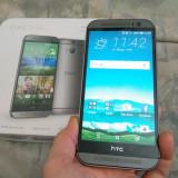 HTC One M8 16 GB Gri in stare buna la cutie