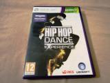 Joc Kinect The Hip Hop Dance Experience, XBOX360, original, alte sute de jocuri!, Simulatoare, 3+, Multiplayer