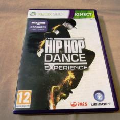 Joc Kinect The Hip Hop Dance Experience, XBOX360, original, alte sute de jocuri! - Jocuri Xbox 360, Simulatoare, 3+, Multiplayer