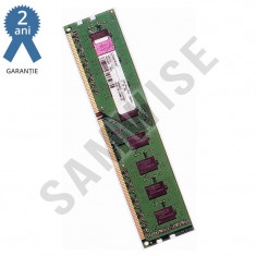 SUPER PRET!! Memorii 1GB Kingston DDR3 1333Mhz PC3-10600 TESTATE GARANTIE 2 ANI! - Memorie RAM