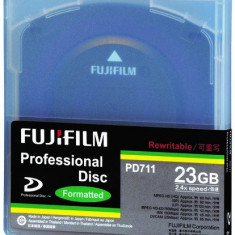 Disc profesional XDCAM HD Fujifilm 23Gb PD711 / rewritable / (510), DVD