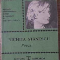 Poezii - Nichita Stanescu, 391137 - Carte poezie