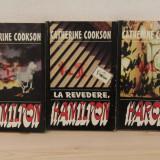 HAROLD, HAMILTON, LA REVEDERE HAMILTON CATHERINE COOKSON, 3 VOL