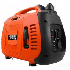 Generator de curent pe benzina Black&Decker BD 2000S, inverter, 1900 W, silentios - Generator curent Black & Decker, Generatoare uz general