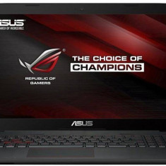 Laptop Asus ROG GL552VW-CN090D Intel Core Skylake i7-6700HQ 1TB-7200rpm 8GB GTX960M 4GB Full, Intel Core i7, Diagonala ecran: 15, Fara sistem operare