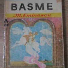 Basme - Mihai Eminescu, 391038 - Carte Basme