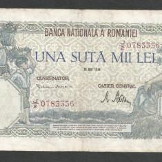 ROMANIA  100000  100.000 LEI  28  MAI  1946   [26]