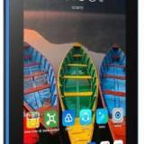 Tableta Lenovo Tab3-710I 7 inch MediaTek 1.3 GHz Quad Core 1GB RAM 8GB flash WiFi GPS Android 5.0 Black (ZA0S0006BG)