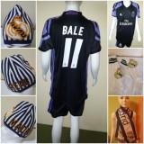 SET ECHIPAMENT BALE REAL MADRID+JAMBIERE+FES+FULAR - Set echipament fotbal, Marime: Marime universala