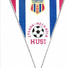 Fanion fotbal STEAUA MECANICA-HUSI