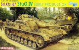 + Macheta 1/35 Dragon 6520 Smart Kit - StuG IV Early Production +, Alta