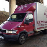 Iveco Daily 40c14 cu lift, 3.0 Turbo Diesel, an 2006