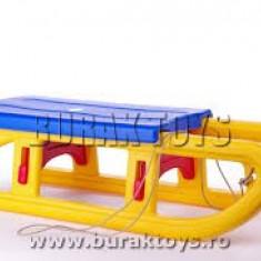 Sanie Burak Toys din plastic