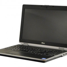 Laptop Dell Latitude E6530, Intel Core i7 Gen 3 3640QM 2.7 GHz, 8 GB DDR3, 256 GB SSD, DVDRW, nVidia NVS 5200M, Wi-Fi, Bluetooth, Card Reader,