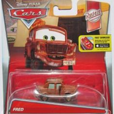 Masinuta Mattel Fred Cars
