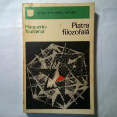 Marguerite Yourcenar – Piatra filosofala - Roman