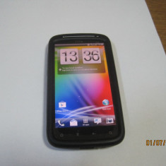 Htc desire S-5 megapixeli-super pret - Telefon mobil HTC Desire S, Negru, Neblocat