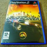 Joc NFS Need For Speed Undercover, PS2, original, alte sute de jocuri!