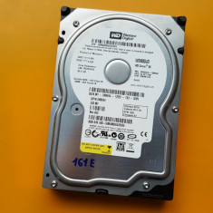 161E.HDD Hard Disk Desktop, 80GB, Western Digital, 7200Rpm, 8MB, Sata II, 40-99 GB, SATA2