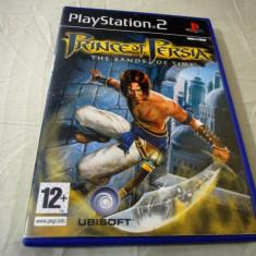 Joc Prince of Persia the Sands of Time, PS2, original, alte sute de jocuri!