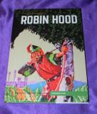 Robin Hood benzi desenate engleza classics illustrated (f0607