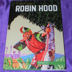 Robin Hood benzi desenate engleza classics illustrated (f0607 - Reviste benzi desenate