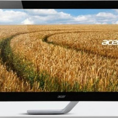 Monitor Acer IPS 23 T232HL Full HD Touchscreen Black
