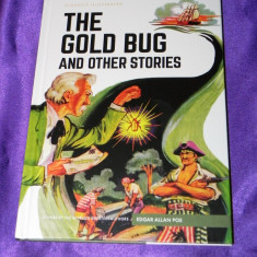 The gold bug E A Poe benzi desenate engleza classics illustrated (f0609