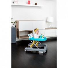 Premergator Babymoov Walker 2 In 1 Petrole, 0-6 luni, Albastru