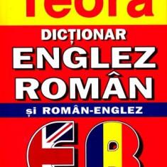 Dictionar englez-roman, roman-englez de buzunar - coperta cartonata, Teora