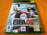 Fifa 06, xbox classic, original!, Sporturi, 3+, Multiplayer