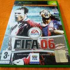 Fifa 06, xbox classic, original! - Jocuri Xbox, Sporturi, 3+, Multiplayer