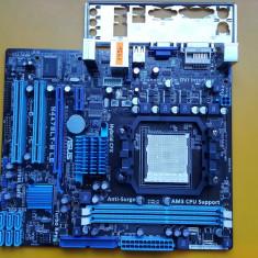 165E.Placa De Baza ASUS M4A78LT-M-LE, 2xDDR3, Socket AM3, VGA-DVI, Pentru AMD, Ultra ATX