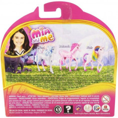 Unicornul mini Balanda Mia and Me - Papusa Mattel