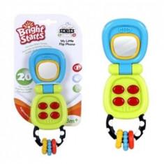 Jucarie Micul Meu Telefon Flip Phone - Instrumente muzicale copii Bright Starts