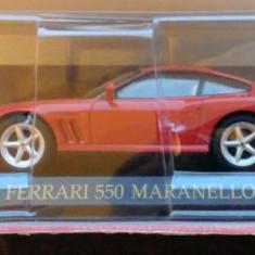 [NOU] Macheta metal Ferrari 550 Maranello - Eaglemoss Colectia Ferrari NOUA - Macheta auto, 1:43