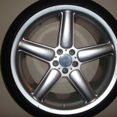 Jante Ac Schnitzer Type II R22 Originale, BMW seria 7, X5, X6, Range Rover etc - Janta aliaj Ronal, 10, 5, Numar prezoane: 5, PCD: 120