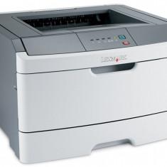 Imprimanta Laser Monocrom Lexmark E260, USB, Paralel, 33ppm - Imprimanta laser alb negru