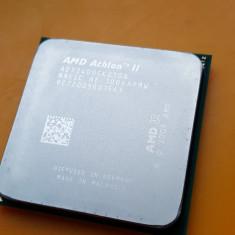 Procesor Dual Core AMD Athlon II X2 240, 2, 80Ghz, Socket AM2+, AM3 - Procesor PC AMD, Numar nuclee: 2, 2.5-3.0 GHz